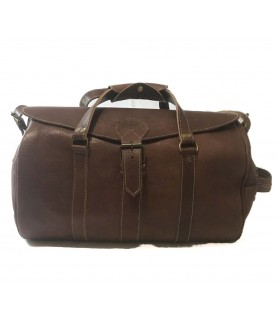 Targha Travel Leather Bag...