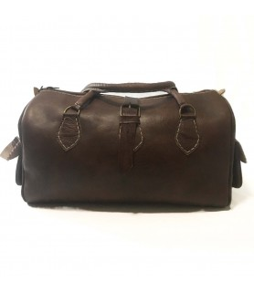 Todra Travel Leather Bag...