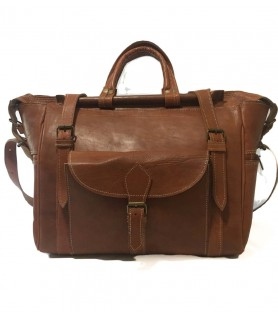 Martil Travel Leather Bag...