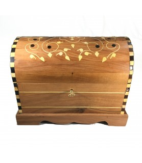 Flower Thuya Box
