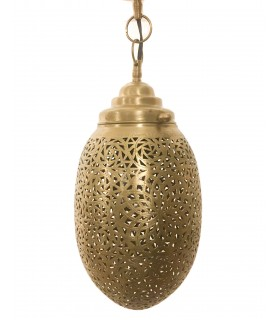 Moroccan Pendant Light Oval