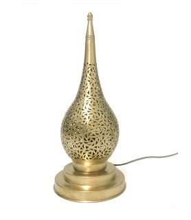Moroccan Teardrop Lamp Medium