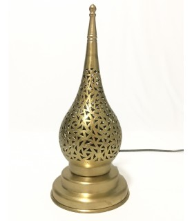 Moroccan Teardrop Lamp Small