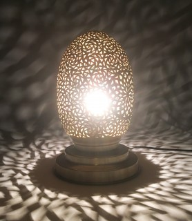 Moroccan Lamp Oval Medium