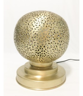 Moroccan Lamp Sphere Large
