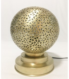 Moroccan Lamp Sphere Medium