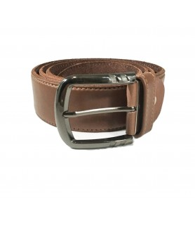 Tan Handcrafted Leather Belt